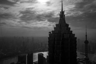 Pudong Dusk
