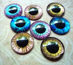Custom order eyechips