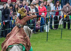 Javelin #1 (G&R) Tags: castle canon medieval tournament knights lance lincoln armour jousting javelin 5d3