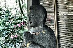 Japanse tuin (Gerard Stolk ( vers la Toussaint)) Tags: denhaag haag thehague boedha lahaye japansetuin clingendaal