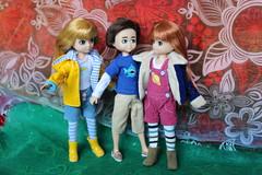 "Arklu ""Lottie"" Dolls (Kewpie83) Tags: england english toy doll figure lottie arklu"