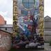 Street Art In Belfast [May 2015] REF-104669