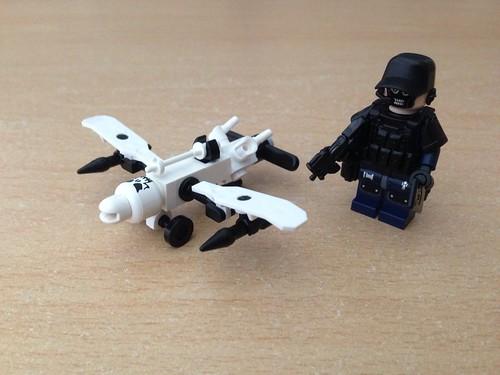"""Vulture"" UAV"
