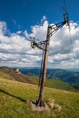 Isolation, Desolation (Laurent Moose) Tags: mountain abandoned wideangle skilift slowakei weitwinkel schilift uww liptovskérevúce krizna turecka žilinskýkraj