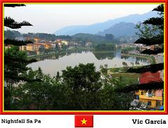 Nightfall Sa Pa (vicbrasil) Tags: people vietnam hanoi sapa nightfall hilltribe cuong hoalu northeastregion northwestregion redriverdeltaregion