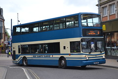 First Eastern Counties 32059 W219XBD (Will Swain) Tags: great yarmouth 14th may 2016 bus buses transport travel uk britain vehicle vehicles county country england english south east norfolk town first eastern counties 32059 w219xbd leicester