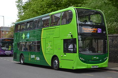 Konectbus 631 SN65OAM (Will Swain) Tags: norwich 14th may 2016 bus buses transport travel uk britain vehicle vehicles county country england english norfolk south east group goahead konectbus 631 sn65oam