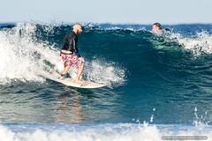 Checked shorts - Tallow Beach surfers (sbyrnedotcom) Tags: ocean sea beach waves action australia surfing nsw surfers byronbay tallowbeach