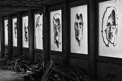 Remember - Souvenir (Mdric) Tags: brussels art belgium belgique bruxelles typo meyers denis solvay typographie 2016 phmre