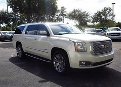 GMC - Yukon Denali XL - 2015  (saudi-top-cars) Tags: