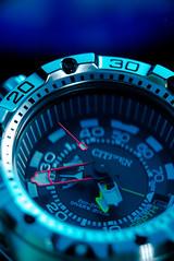 Citizen Eco-Drive Divers Watch (Stephen Permezel) Tags: divers watch citizen ecodrive 200m