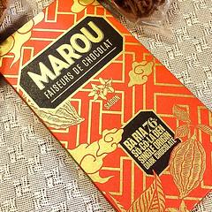 Marou chocolate, Vietnam (inchiki tour) Tags: travel food photo asia southeastasia chocolate vietnam souvenir hanoi     hni  marou