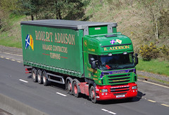 R Addison of Torphins Scania R500 SV11 ARO (andyflyer) Tags: truck transport lorry scania haulage raddison hgv roadtransport torphins scaniar500 sv11aro