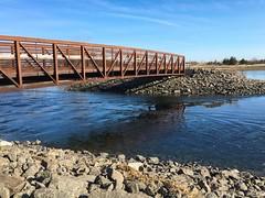 Bridge over Sunken Meadow Creek - it wasn't here when i was growing up (Matt McGrath Photography) Tags: bridge newyork water unitedstates longisland northshore kingspark sunkenmeadowstatepark sunkenmeadowcreek
