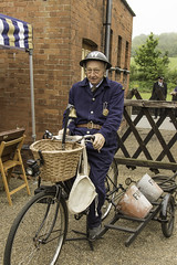 LWC_3561 (Man with a Hat) Tags: northnorfolkrailway dadsarmy weybourne nnr