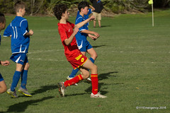 Tawa Jaguars vs Petone Wanderers (111 Emergency) Tags: newzealand nz wellington lowerhutt