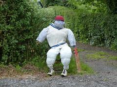 Batsman (Thomas Kelly 48) Tags: lumix scarecrow panasonic halsall westlancashire fz150 halsallscarecrowfestival