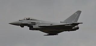 Eurofighter Typhoon FGR4 ZK354
