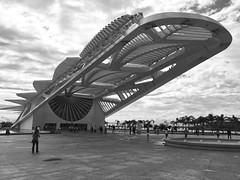 Museu do Amanh (Felipe Paim) Tags: paisagem landscape museusdoamanh amanh tomorrow tomorow arquitetura museu museum calatrava