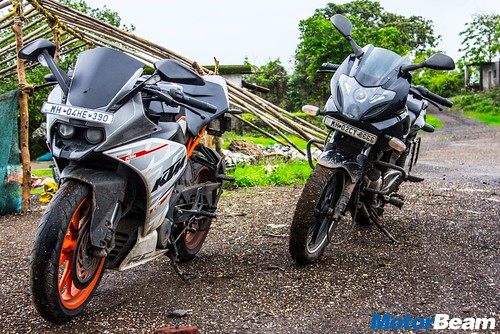 pulsar 220 vs ktm rc 390 fastest indians motorbeam indian car