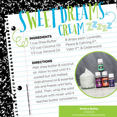 07- Sweet Dreams Cream (Jessica Bailey YLEO) Tags: yleo myyllife eos sweet dreams cream lavender peace calming valor