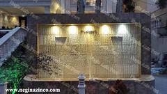 آبنما (negin.azinp) Tags: آبنما آب نما آبنمای سنگی دیواری مدرن لاکچری