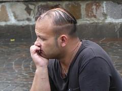 Frisur (krinkel) Tags: mann frisur haar gardasee lagodigarda italien hair haurstyle panasonic trentino