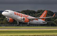 EasyJet - Airbus A320-214/S G-EZOI @ Edinburgh (Shaun Grist) Tags: gezoi ezy easyjet airbus a320 shaungrist edi egph edinburgh edinburghairport edinburghturnhouse airport aviation aircraft aeroplanes airline avgeek