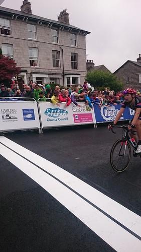 Eighth-placed Tom Dumoulin