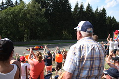 Spa Grand Prix, 2016 (Gus Cassie) Tags: wise grand prix f1 old young verstappen red bull redbull summer spa belgium max racecar track racetrack
