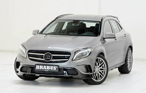 Mercedes GLA AMG Line от Brabus
