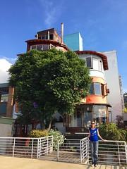 La Sebastiana in Valparaíso