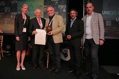 UNIGIS International: The Geospatial Institution for the year 2014 (Geospatial World) Tags: world awards 2015 geospatial gwf