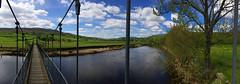 Photo of Reeth Bridge Panorama
