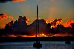 DSC_0100 (2) (RUMTIME) Tags: nature water sunrise boats queensland coochie coochiemudlo weatherphotography