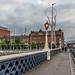 QUEEN'S BRIDGE JUST BEFORE NIGHTFALL [BELFAST] REF-104966