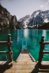 Lago di Braies, Ital (radiosoppeng) Tags: lago di braies toko cantik ital unik