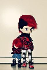 Envy & Gluttony (cheshirelayla@ymail.com) Tags: doll dal bjd envy fairyland gluttony ante lipoca pukifee