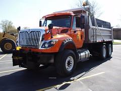 Madison County, NY 2015 International Workstar 7600 SBA 6x4 dump-plow - truck No. 48_1 (JMK40) Tags: county snow ny truck allison dumptruck dump international madison 7600 government plow viking municipal sander highwaydepartment navistar n13 workstar