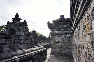 borobudur - java - indonesie 25