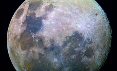 ISS Lunar Transit (atlasphotoarchive) Tags: usa moon color colour us colorful exposure colours technology space events united australia places science transit multiple moons states colourful geology lunar spacecraft iss internationalspacestation