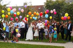 Elsvierderels heliumballonnen