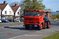 Scammell Handyman 'C.G. Haulage' reg OOO 68K (erfmike51) Tags: rollsroyce lorry artic scammellhandyman cghaulage hcvslondontobrightonrun2016