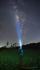 Reaching out for the stars... (Jansen Chua) Tags: travel night indonesia stars galaxy milkyway mountbromo jansenchuaphotography
