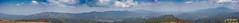 Largest Panorama of the WORLD ! ! (tussar3) Tags: life travel blue friends light sky sun india mist mountain love nature sunshine skyline clouds sunrise canon landscape photography nikon ray awesome adventure incredible madikeri photooftheday coorge talakaveri breathtakingview tusharbhatt