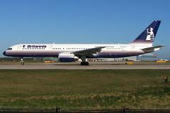 Britannia Airways - Boeing 757-204 - G-BYAY (Andy2982) Tags: airliner manchesterairport britanniaairways gbyay boeing757204 cn28836861