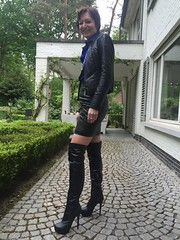 IMG_5306 (valkex1) Tags: leather boots skirt arollo