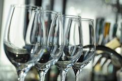 At the bar (Maria Eklind) Tags: bar se hotel glasses dof sweden bokeh depthoffield sverige malm consert hotell skybar congresscenter clarionhotel skneln malmlive clarionmalmlive