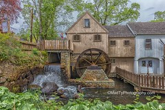 Plymouth Grist Mill (B.MacLean) Tags: mill water canon massachusetts ngc plymouth canoneos gristmill pilgrims grist 6d plimouth 1635 plymouthplantation canon6d canoneos6d canonef1635f4lis