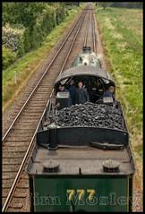 _JM17354 (saltley1212) Tags: arthur king great central railway locomotive sir 777 loughborough lamiel